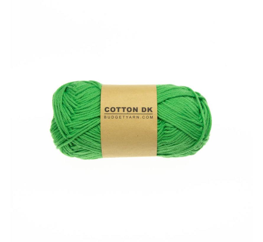 Budget Yarn Cotton DK 086 Peony Leaf