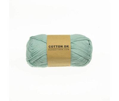 Budget Yarn Budget Yarn Cotton DK 073 Jade Gravel