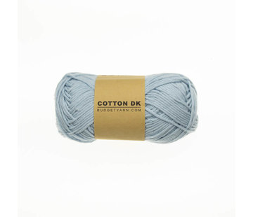 Budget Yarn Budget Yarn Cotton DK 063 Ice Blue