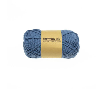 Budget Yarn Budget Yarn Cotton DK 061 Denim
