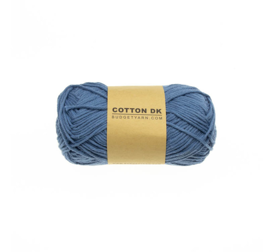Budget Yarn Cotton DK 061 Denim