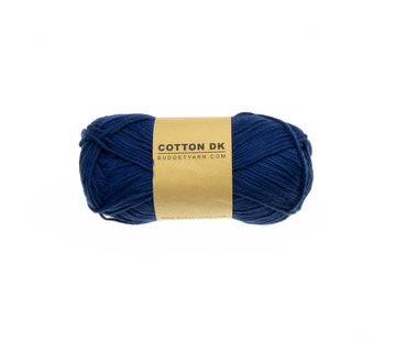 Budget Yarn Budget Yarn Cotton DK 060 Navy Blue