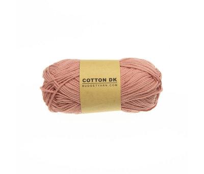 Budget Yarn Budget Yarn Cotton DK 047 Old Pink