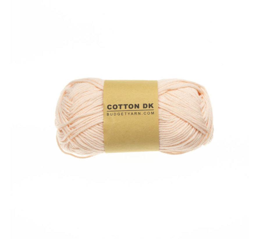 Budget Yarn Cotton DK 043 Pearl