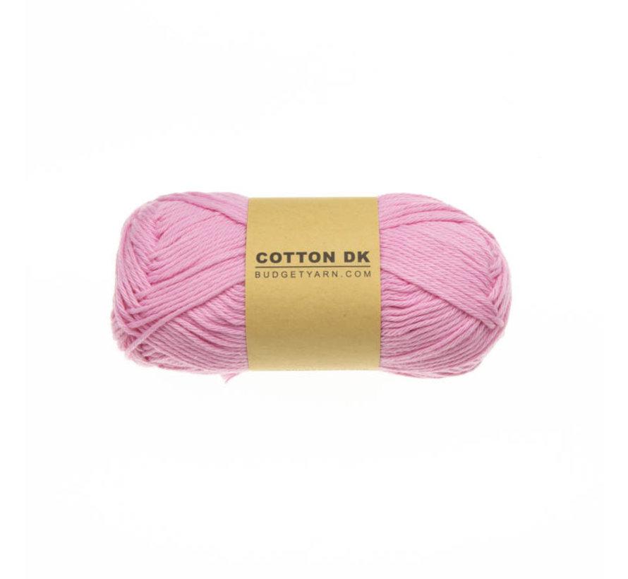 Budget Yarn Cotton DK 037 Cotton Candy