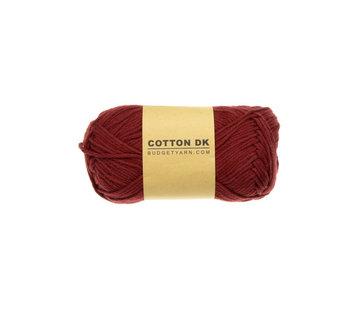 Budget Yarn Budget Yarn Cotton DK 029 Burgundy