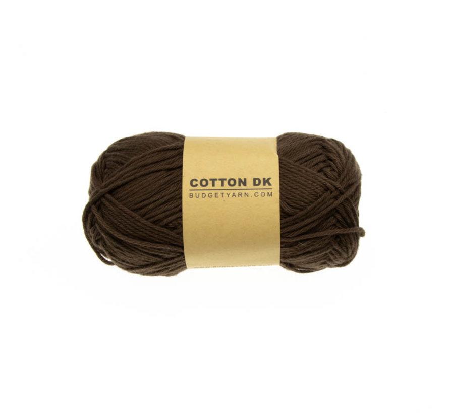 Budget Yarn Cotton DK 028 Soil