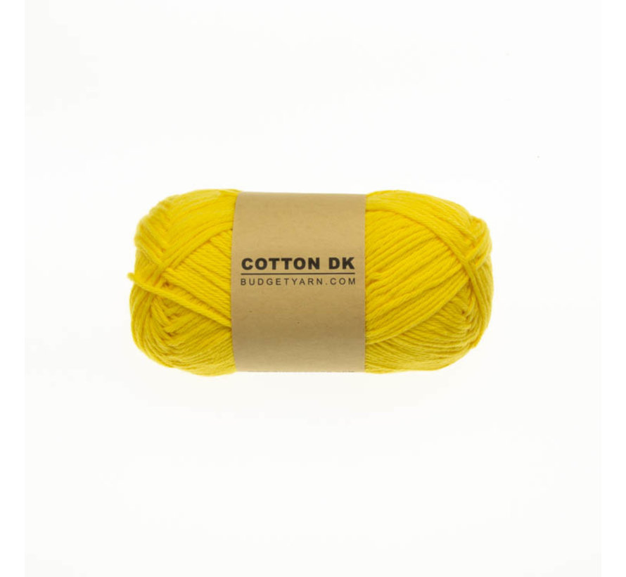 Budget Yarn Cotton DK 013 Sunglow