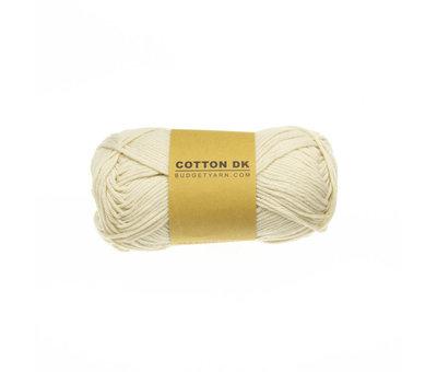 Budget Yarn Budget Yarn Cotton DK 003 Ecru