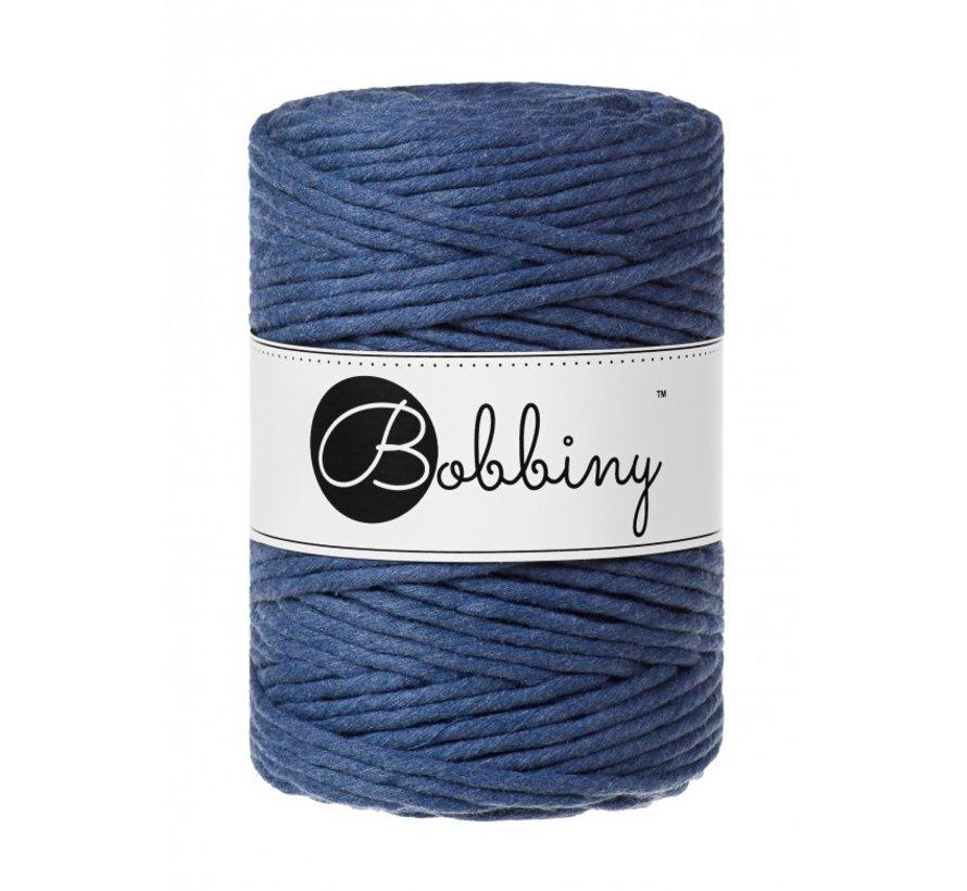 Bobbiny Macrame cord 5mm Jeans