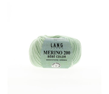 Lang Yarns Merino 200 Bebe Color 392