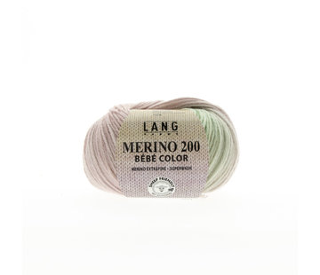 Lang Yarns Merino 200 Bebe Color 355