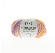 Lang Yarns Merino 200 Bebe Color 409