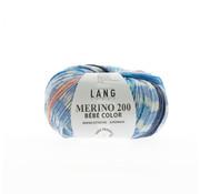 Lang Yarns Merino 200 Bebe Color 320