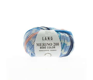 Lang Yarns Merino 200 Bebe Color 320