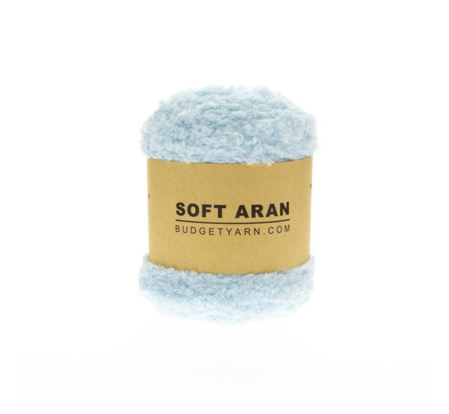 Budget Yarn Soft Aran 063 Larimar