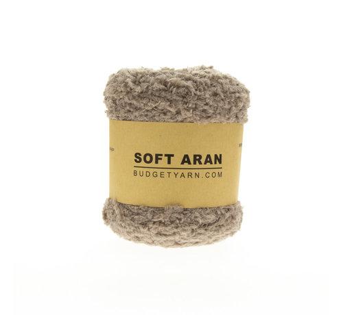 Budget Yarn Budget Yarn Soft Aran 005 Clay