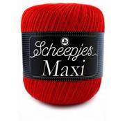 Scheepjes Scheepjes Maxi 115 Hot Red