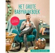 Uitgeverij Het grote Babyhaakboek met Mr. Cey