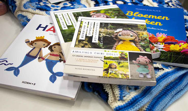 5 amigurumi-haakboeken voor je boekenkast