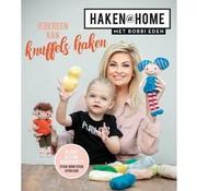 Uitgeverij Haken @ Home Iedereen kan knuffels haken - Bobbi Eden