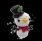 Hardicraft Hardicraft Haakpakket Hanger mini Sneeuwpop