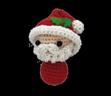 Hardicraft Hardicraft Haakpakket Hanger mini Kerstman
