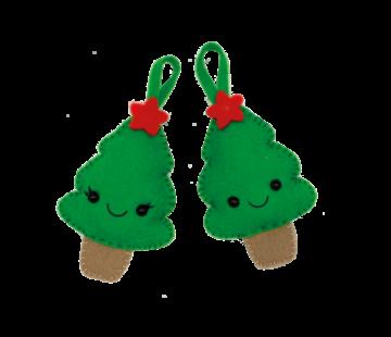 Hardicraft Hardicraft Vilt hangers Kerstboompjes