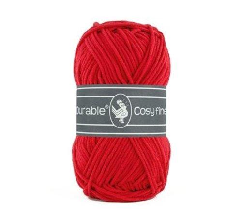 Durable Durable Cosy fine 318 Tomato