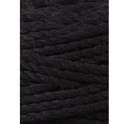 Bobbiny Bobbiny Macramé Triple Twist 5mm Black