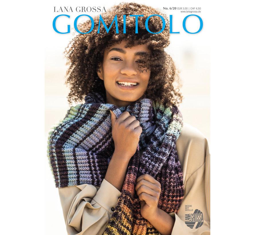 Lana Grossa Gomitolo No. 6- 2020