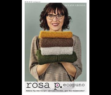 Lana Grossa Lana Grossa Rosa P.  Ecopuno 2020