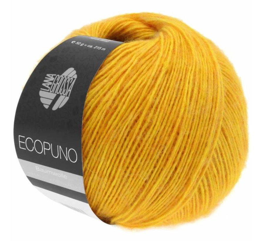 Ecopuno 004 Kleur: Geel