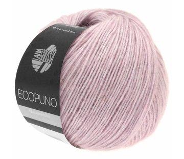 Lana Grossa Ecopuno 008 Kleur: Lilarose