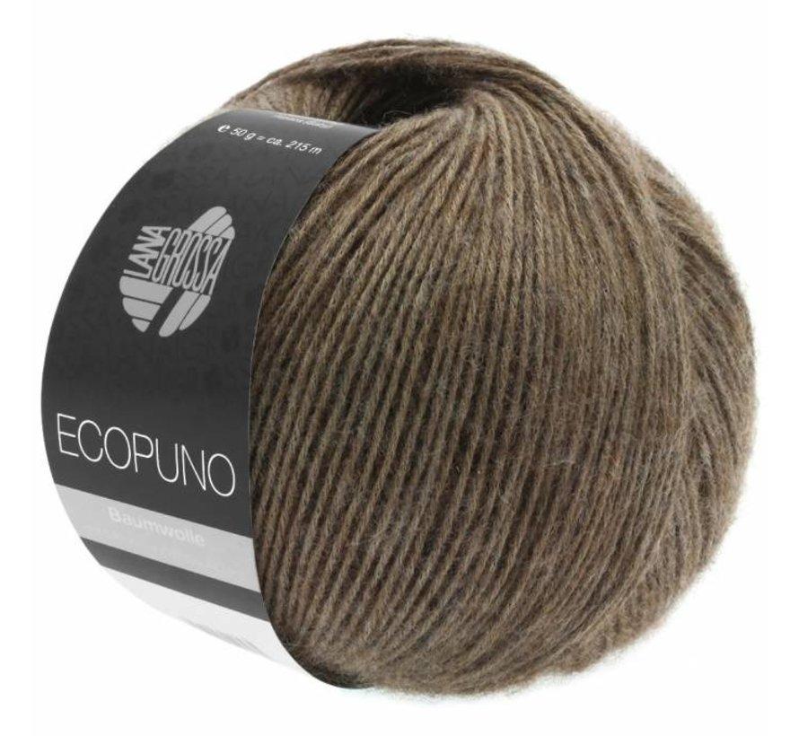 Ecopuno  017 Kleur: Donkerbruin