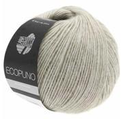 Lana Grossa Ecopuno 018 Kleur: Ruwe zijde