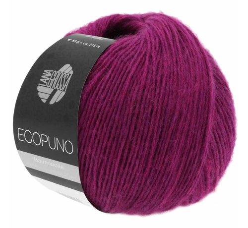 Lana Grossa Ecopuno 022 Kleur: Purper
