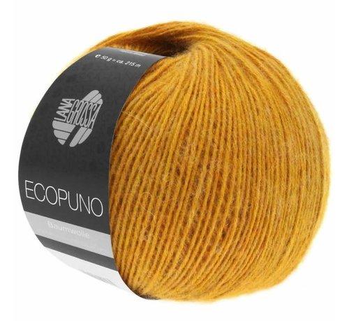 Lana Grossa Ecopuno 033 Kleur: Geeloranje