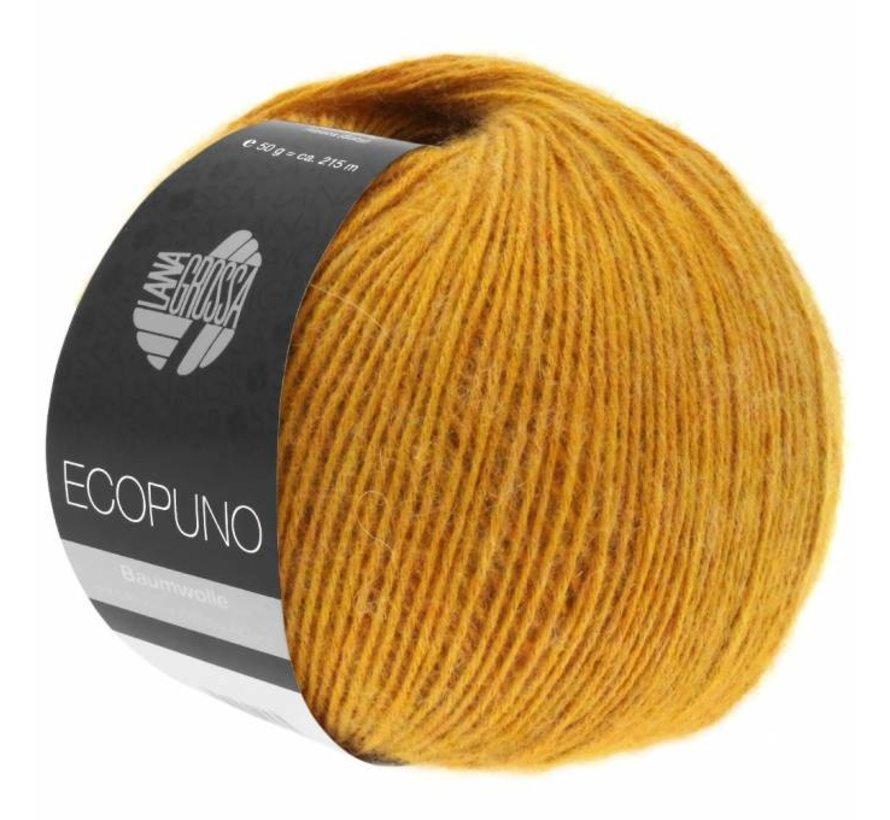 Ecopuno 033 Kleur: Geeloranje
