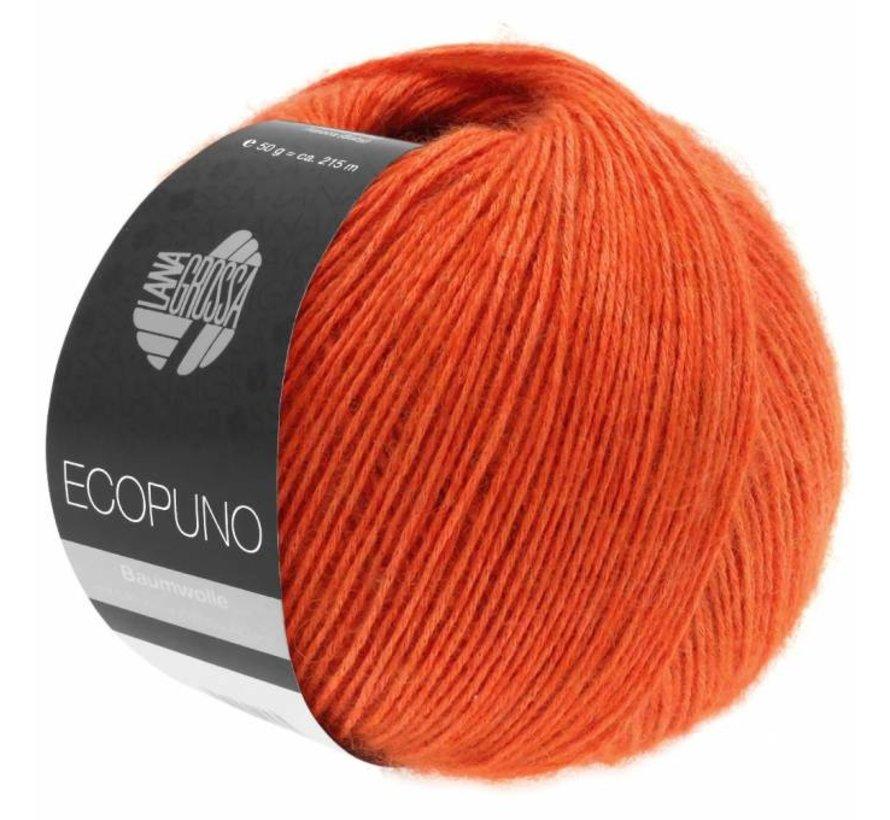 Ecopuno 034 Kleur: Roodoranje