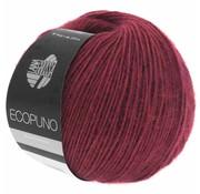 Lana Grossa Ecopuno 035 Kleur: Bordeaux