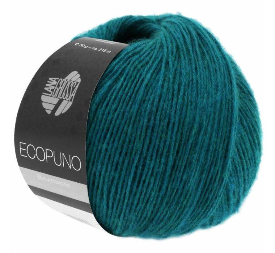 Ecopuno 037 Kleur: Donkerpetrol