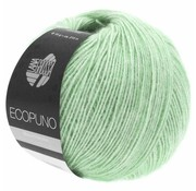 Lana Grossa Ecopuno 038 Kleur: Pastelgroen