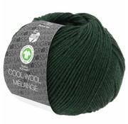 Lana Grossa Cool Wool Melange GOTS 0106 Kleur: Spar gevlekt
