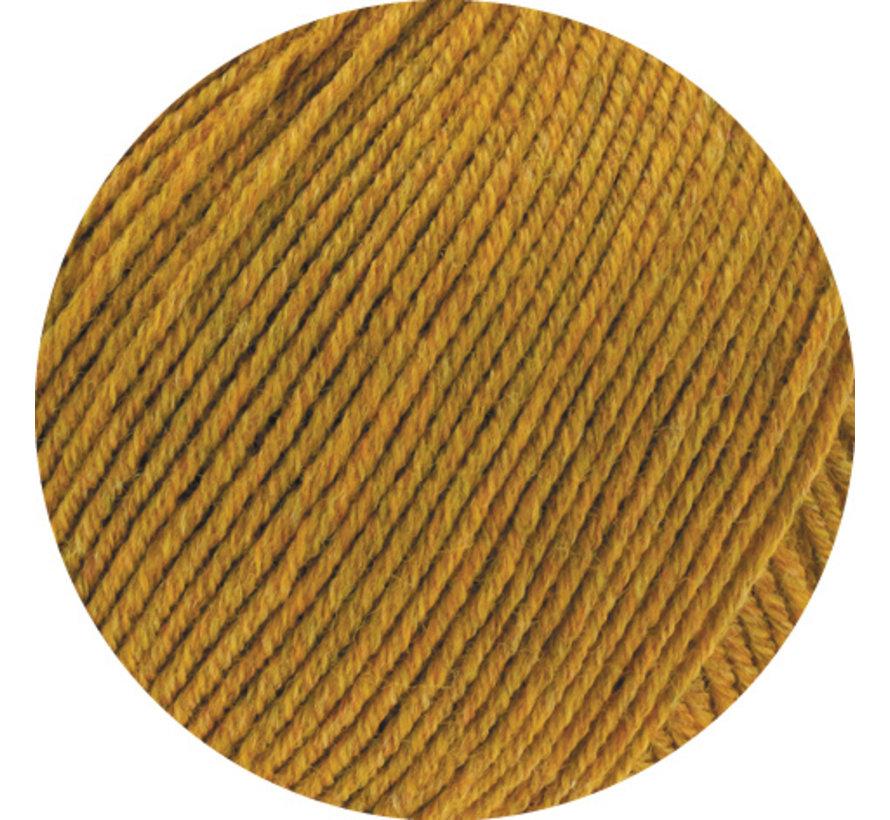 Cool Wool Melange GOTS 0114 Kleur: Amber gevlekt