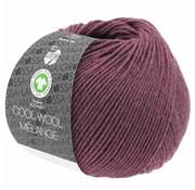 Lana Grossa Cool Wool Melange GOTS 0118 Kleur: Bes gevlekt