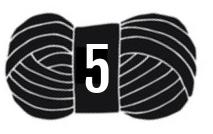 Garendikte Bulky Code 5