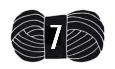 Garendikte Jumbo Code 7