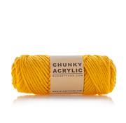 Budget Yarn Budget Yarn Chunky Acrylic 015 Kleur: Mustard