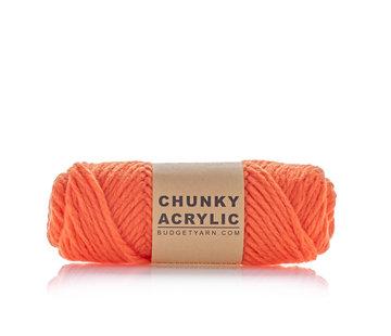 Budget Yarn Budget Yarn Chunky Acrylic 021 Kleur: Sunset